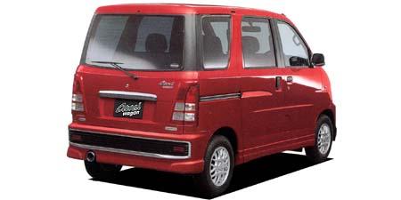 ダイハツ アトレーワゴン カスタム ロールーフ (2002年1月モデル)