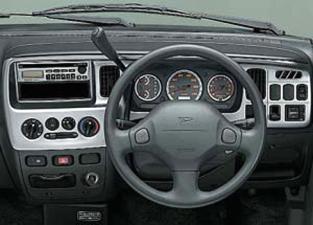 ダイハツ アトレーワゴン ツーリングターボ ロールーフ (2003年6月モデル)