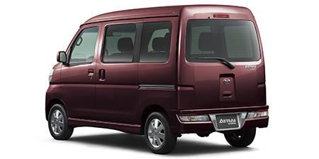 ダイハツ アトレーワゴン カスタムターボRS SAIII (2020年8月モデル)