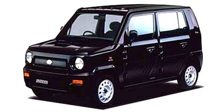 ダイハツ ネイキッド ネイキッド Gパッケージ (1999年11月モデル)