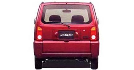 ダイハツ ネイキッド ネイキッドターボ (2000年7月モデル)