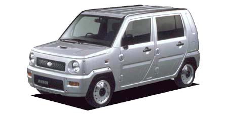 ダイハツ ネイキッド ネイキッドG Bパッケージ (2000年10月モデル)