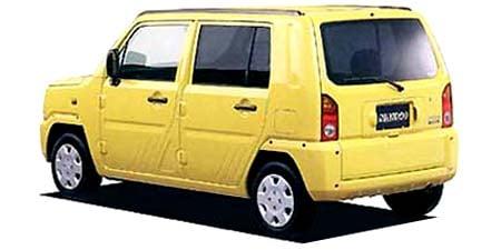 ダイハツ ネイキッド ネイキッドターボG リミテッド (2001年5月モデル)