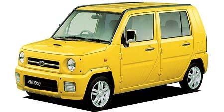ダイハツ ネイキッド ギア (2002年1月モデル)