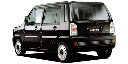 ダイハツ ネイキッド メモリアルエディション (2002年1月モデル)