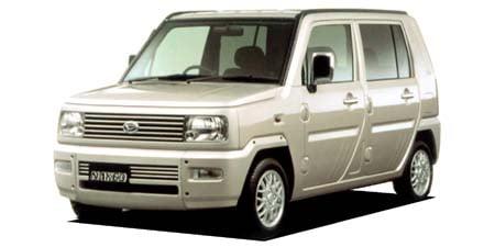 ダイハツ ネイキッド ターボF (2002年8月モデル)