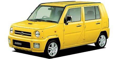 ダイハツ ネイキッド ターボG (2002年10月モデル)
