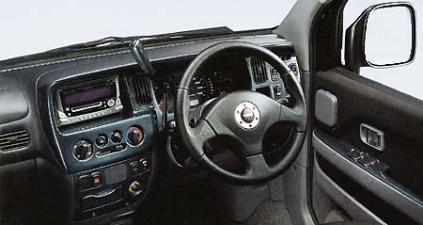 ダイハツ アトレー7 L ハイルーフ (2002年6月モデル)
