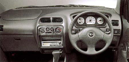 ダイハツ テリオスルキア ベースグレード (2002年1月モデル)
