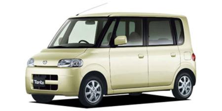 ダイハツ タント X (2006年11月モデル)