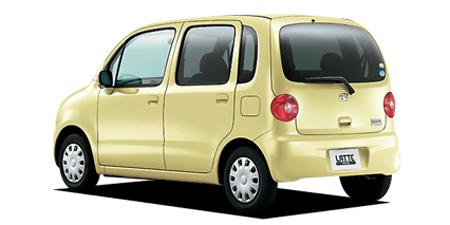 ダイハツ ムーヴラテ Xリミテッド (2005年6月モデル)