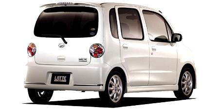 ダイハツ ムーヴラテ クールVS (2007年6月モデル)