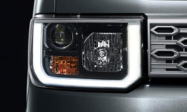 ダイハツ ウェイク X SA (2014年11月モデル)