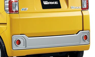 ダイハツ ウェイク D (2014年11月モデル)