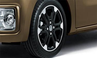ダイハツ ウェイク Gターボ レジャーエディションSAII (2016年5月モデル)