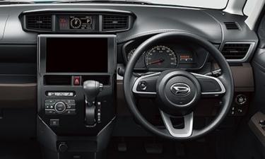 ダイハツ トール Gターボ (2020年9月モデル)