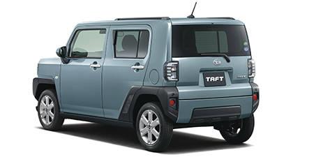 ダイハツ タフト G (2020年6月モデル)