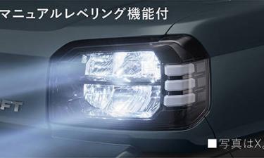 ダイハツ タフト X (2020年6月モデル)