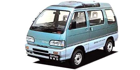 ダイハツ アトレー ターボEX コスミックルーフ (1991年8月モデル)