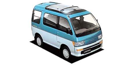 ダイハツ アトレー MX ハイルーフ (1994年1月モデル)