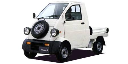 ダイハツ ミゼットII ピックBタイプ (1997年1月モデル)