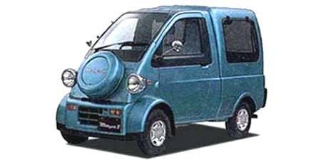 ダイハツ ミゼットII カーゴDタイプ (1997年1月モデル)