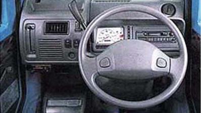 ダイハツ ミゼットII ピックDタイプ (1999年9月モデル)