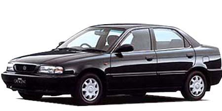 スズキ カルタスクレセント Gエアバッグ・ABS装着車 (1995年8月モデル)