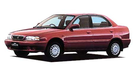スズキ カルタスクレセント X (1997年5月モデル)