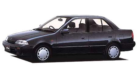 スズキ カルタス エレニー (1990年7月モデル)