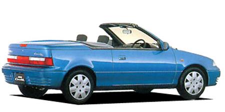 スズキ カルタス コンバーチブル (1992年2月モデル)