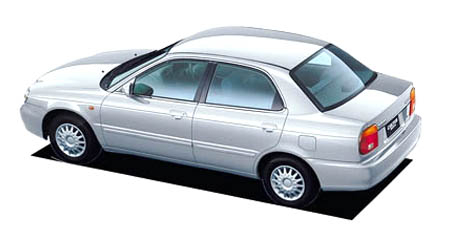 スズキ カルタス 1.5FX (2000年5月モデル)