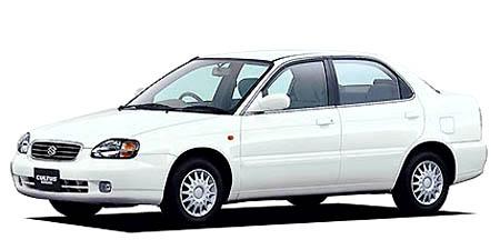 スズキ カルタス 1.5FX (2001年5月モデル)