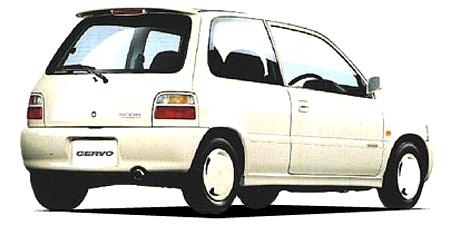 スズキ セルボ・モード SR-FOUR (1990年7月モデル)