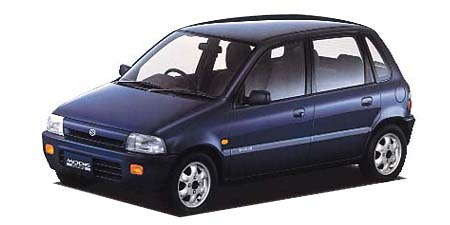 スズキ セルボ・モード M (1991年9月モデル)