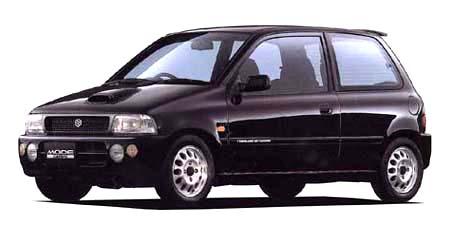スズキ セルボ・モード SRターボ (1991年9月モデル)