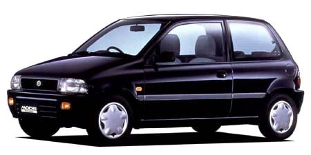 スズキ セルボ・モード SRターボ (1993年10月モデル)