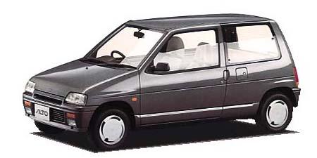 スズキ アルト Pe (1988年9月モデル)