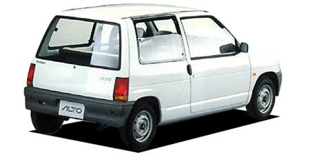 スズキ アルト レジーナS (1989年10月モデル)