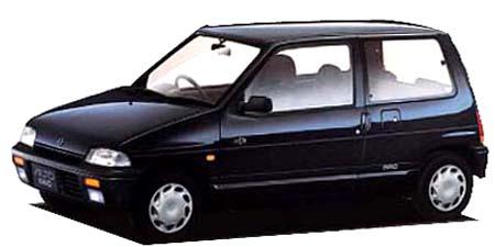 スズキ アルト エポ (1990年3月モデル)