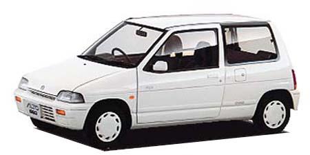 スズキ アルト エポ バン (1991年1月モデル)
