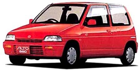 スズキ アルト エポ (1991年9月モデル)