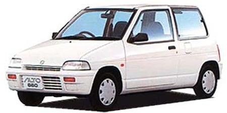 スズキ アルト エポP2-S (1993年10月モデル)