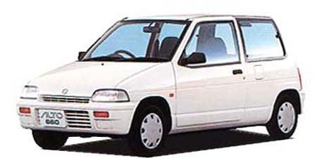 スズキ アルト エポ (1994年4月モデル)