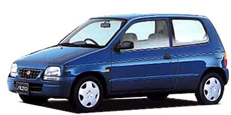 スズキ アルト Vs-4 (1997年4月モデル)