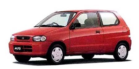 スズキ アルト Vl (1998年10月モデル)