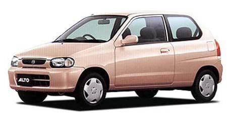 スズキ アルト エポP2 (1999年10月モデル)
