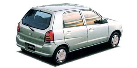 スズキ アルト エポP2 (2000年5月モデル)