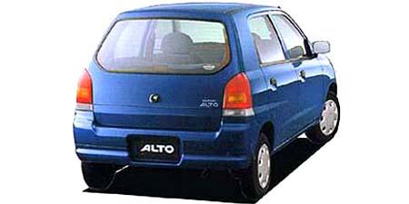 スズキ アルト エポ (2000年12月モデル)