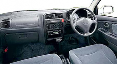 スズキ アルト エポ リーンバーンエンジン仕様 (2000年12月モデル)